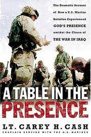 A Table in the Presence Cash, Carey H