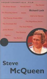 Steve McQueen (Pocket Essentials)