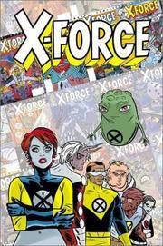 X-FORCE: FAMOUS, MUTANT & MORTALl (X-Men) (X-Statix)