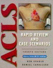 A C L S: RAPID REVIEW AND CASE SCENARIOS 4/ED