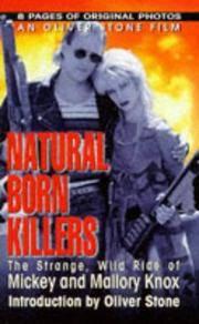Natural Born Killers by  John August - Paperback - from Bonita (SKU: 0451183231.G)