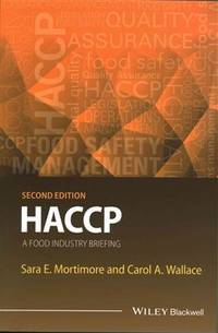 HACCP: A FOOD INDUSTRY BRIEFING, 2ND EDITION