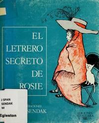 El Letrero Secreto De Rosie Hardcover (Spanish Edition)
