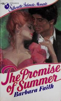 The Promise of Summer by  1983)  Hardcover) : Barbara Faith (Trade Cloth - Hardcover - from Janson Books (SKU: 343104158835)