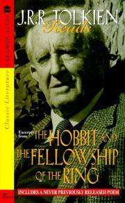 The Hobbit and the Fellowship of the Rings Includes a Never Previously Released Poem by J. R. R Tolkien Reads - First Edition - June 1, 1999 - from Three Geese In Flight Celtic Books and Biblio.com