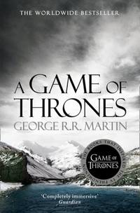 image of A Game of Thrones. Book One of A Song of Ice and Fire