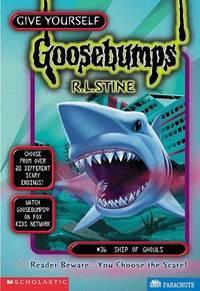image of Goosebumps: Ship of Ghouls