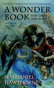 image of A Wonder Book: For Boys and Girls (Tor Classics)