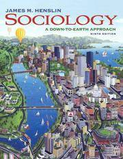 image of Sociology: A Down-to-Earth Approach (9th Edition)