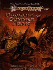 Dragons of Summer Flame 4 Chronicles Dragonlance
