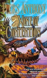 Xone of Contention (Xanth. No. 23)