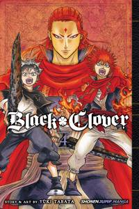 Black Clover, Vol. 4 (4)
