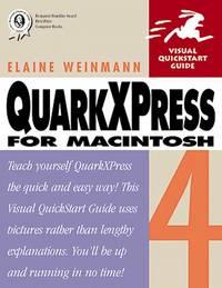 QuarkXPress 4 for Macintosh: Visual QuickStart Guide