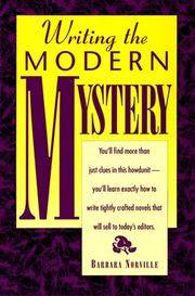 Writing the Modern Mystery (Genre Writing Series)