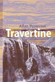 Travertine by Allan Pentecost - Hardcover - 2005-09-01 - from Ergodebooks and Biblio.co.uk