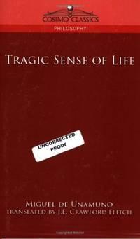 Tragic Sense of Life. [Paperback]