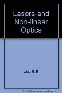 Lasers and non-linear optics