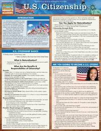 U.S. Citizenship (Quick Study Academic)