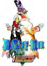 D Gray-Man Vol 1
