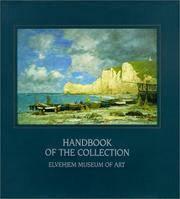 Handbook of the Collection Elvejem Museum of Art