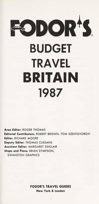 FD Bdgt Britain 1987