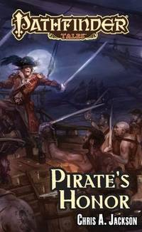 Pathfinder Tales Pirate's Honor