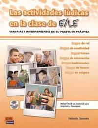 Las actividades ludicas en la clase de ELE / Recreational Activities in ELE Class: Ventajas E Inconvenientes De Su Puesta En Practica / Advantages and ... (Didactica / Didactics) (Spanish Edition) by Yolanda Tornero - Paperback - Pap/Cdr - 2009-10-30 - from Ergodebooks and Biblio.com