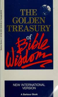 image of The Golden Treasury of Bible Wisdom : NIV