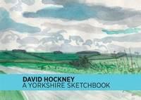 image of David Hockney : a Yorkshire Sketchbook