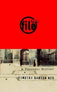 the file: personal history by timothy garton ash essay Trials, purges, and history lessons | timothy garton ash  i have come to this  subject through the curious experience of reading my own stasi file and, more   employers receive a summary of the evidence on the individual's file from the   on the personal responsibility that each and everyone had for sustaining the.