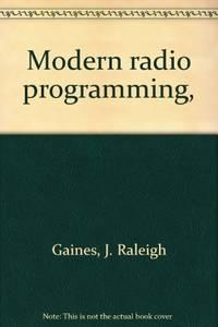 Modern Radio Programming