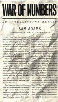 War of Numbers : An Intelligence Memoir