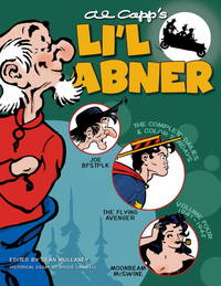 Li'l Abner: The Complete Dailies and Color Sundays, Vol. 4: 1941?1942