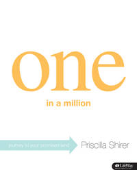 image of One in a Million - Leader Kit: Journey to Your Promised Land [Paperback] Shirer, Priscilla