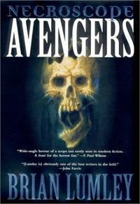 Necroscope: Avengers (Necroscope: E-Branch Trilogy)