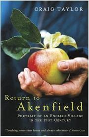 Return To Akenfield