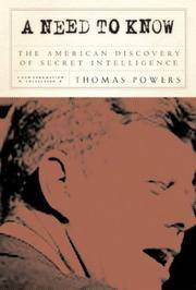 Intelligence Wars: American Secret History from Hitler to Al-Qaeda