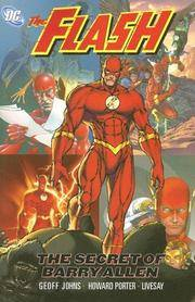 The Flash Vol. 6: The Secret of Barry Allen