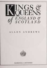 Kings  Queens Of England  Scotland