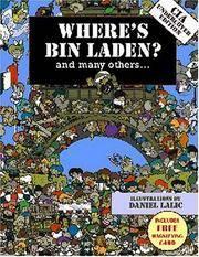 Where's Bin Laden: CIA Undercover Edition