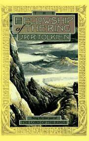 image of The Fellowship of the Ring (Lord of the Rings)