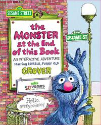 image of The Monster at the End of This Book: An Interactive Adventure ( Sesame Street )