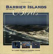 Barrier Islands Are for the Birds