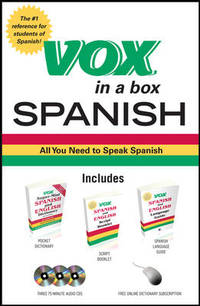 image of Vox in a Box Spanish (VOX Dictionary Series)