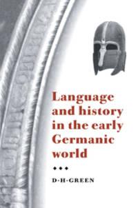 Lang History Early Germanic World