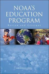 NOAA's education program; review and critique.