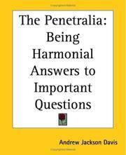 The Penetralia