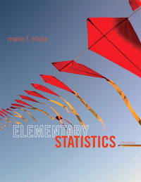 Elementary Statistics Plus New Mystatlab With Pearson Etext -- Access Card Package Plus Students Solution Manual