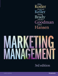 Marketing Management By Philip Kotler 2016 09 01 From Books