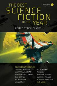 image of The Best Science Fiction of the Year: Volume Five